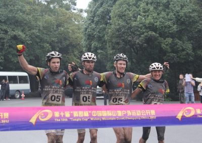 Team Finish line
